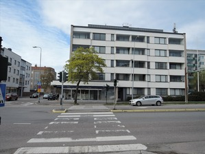 1h, kk, block of flats,   440€/m, 29m²