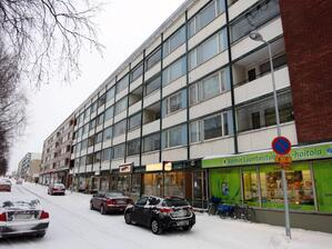 2h+kk, block of flats,   470€/m, 45.5m²