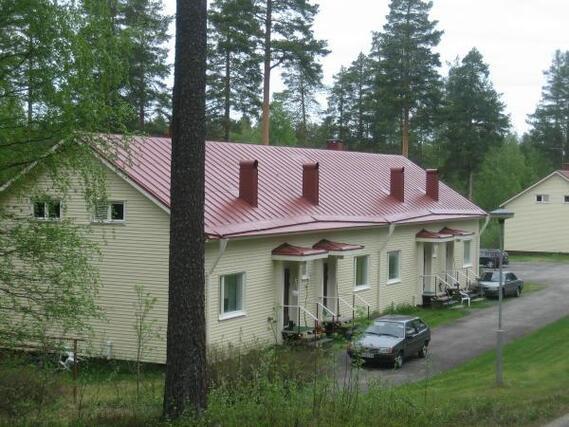 Myytävät loma-asunnot kuhmo