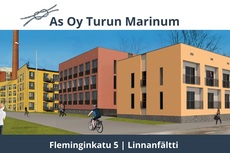 Fleminginkatu 5 B, , Turku