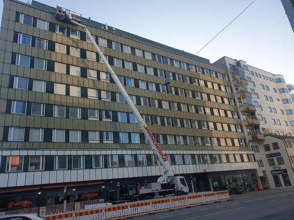 Vuokrataan Kerrostalo Yksio Turku Puutarhakatu 10 B
