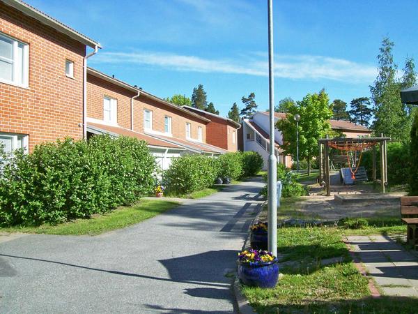 Asumisoikeusasunto Rivitalo 3 Huonetta Turku Lansinummi