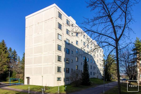 Vuokrataan Kerrostalo Kaksio Turku Runosmaki Raskinpolku 16 A