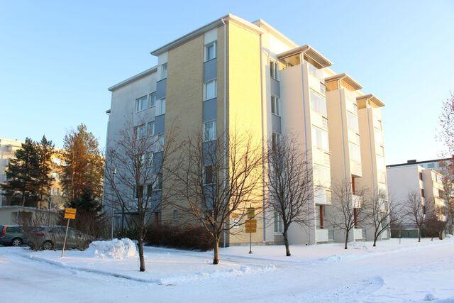 Vuokrataan Kerrostalo 3 Huonetta Oulu Rajakyla Tervakukkatie 46 C