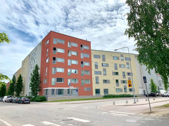 Vuokrataan Kerrostalo 4 Huonetta Helsinki Konala Ristipellontie 6