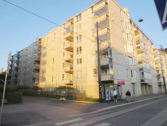 Vuokrataan Kerrostalo Yksio Helsinki Hietalahti Kalevankatu 61