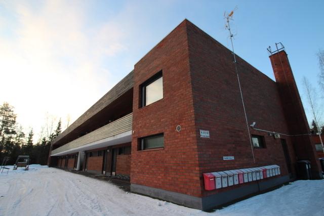 Vuokrataan Luhtitalo Yksio Seinajoki Hyllykallio Puistotie 5 A