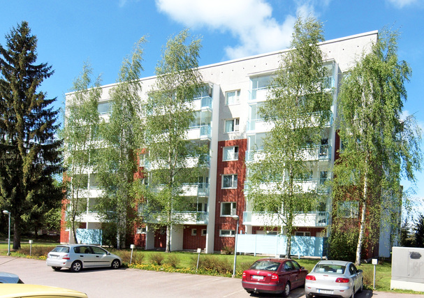 Asumisoikeusasunto Kerrostalo Kaksio Turku Runosmaki