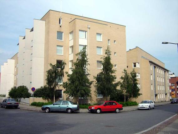 Asumisoikeusasunto Kerrostalo 3 Huonetta Oulu Toppila Sihtikuja 1