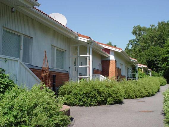 Asumisoikeusasunto Rivitalo 5 Helsinki Puistola Sepeteuksentie 37