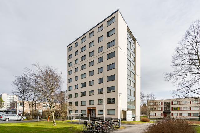 Vuokrataan Kerrostalo Kaksio Turku Runosmaki Munterinkatu 11 A