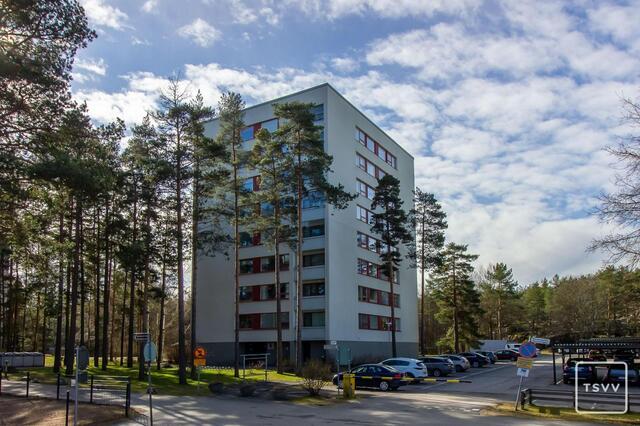 Vuokrataan Kerrostalo Yksio Turku Runosmaki Parolanpolku 8 A