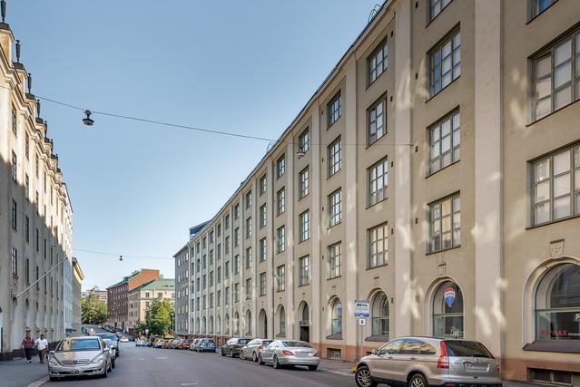 Vuokrataan Kerrostalo Yksio Helsinki Toolo Toolonkatu 11 15