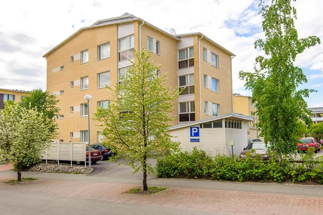 Asumisoikeusasunto Jyväskylä