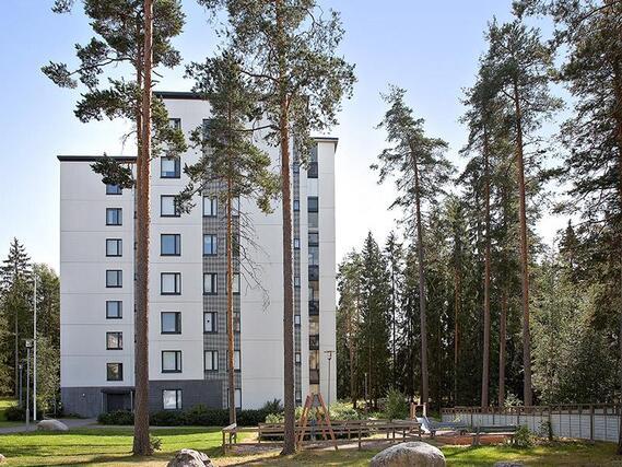 Asumisoikeusasunto Lahti