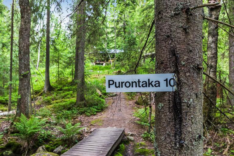 Nuuksio Uimaranta