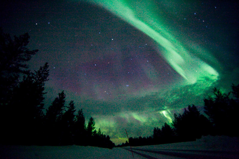 Finnish Northern Lights