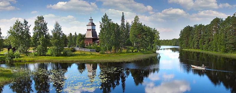 Maailmanperintökohteet (UNESCO) | Gofinland.fi